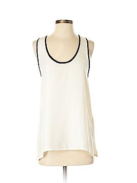 Nell Sleeveless Silk Top Size S