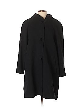 Albert Nipon Wool Coat Size XS