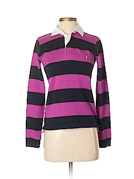 Ralph by Ralph Lauren Long Sleeve Polo Size S