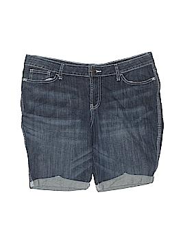 A.n.a. A New Approach Denim Shorts Size 16 (Petite)