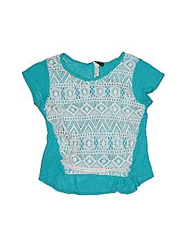 Miss Majesty Short Sleeve Top Size 10 - 12