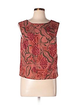 Tommy Bahama Sleeveless Silk Top Size L