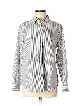 Jones New York Long Sleeve Button-Down Shirt Size M