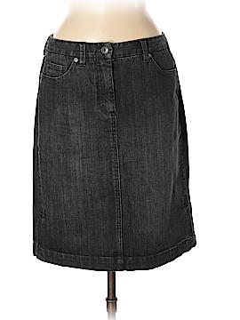 Talbots Denim Skirt Size 6