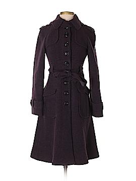 Nanette Lepore Wool Coat Size 4