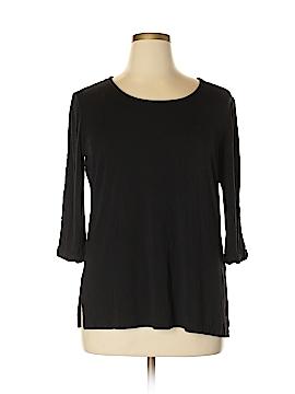 Ambrielle 3/4 Sleeve Top Size XL