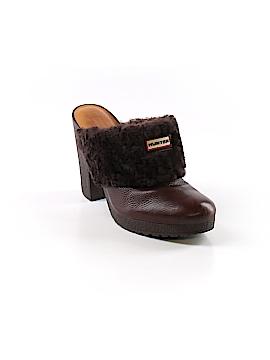 Hunter Mule/Clog Size 7