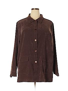 Jessica Holbrook Jacket Size 2X (Plus)