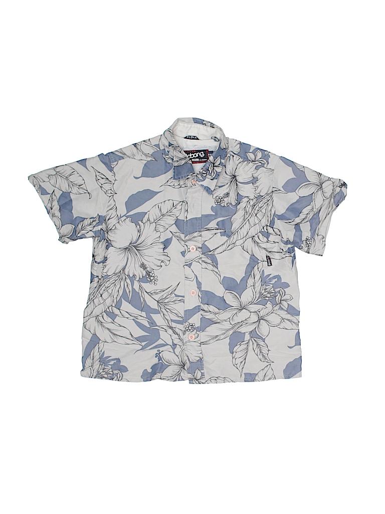 Billabong Boys Short Sleeve T-Shirt Size 4 - 5
