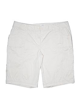 Cato Khaki Shorts Size 24W (Plus)