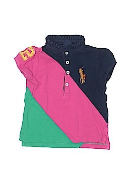 Ralph Lauren Short Sleeve Polo Size 2T
