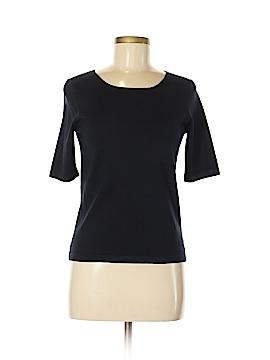 Yansi Fugel 3/4 Sleeve Silk Top Size M
