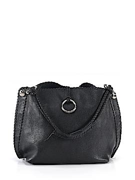 BCBGMAXAZRIA Leather Shoulder Bag One Size