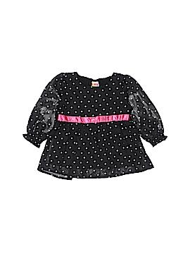 Healthtex Long Sleeve Blouse Size 6-9 mo