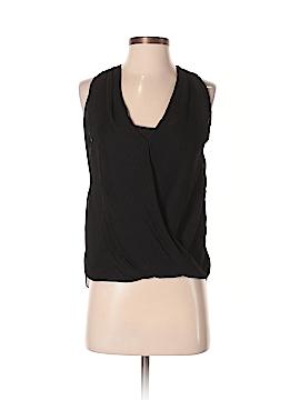 Amanda Uprichard Sleeveless Silk Top Size P