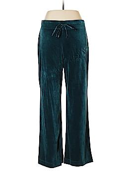 Talbots Velour Pants Size 0X (Plus)