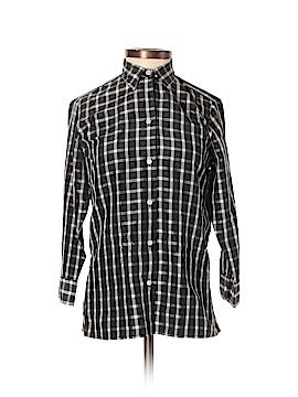 Ralph Lauren Golf 3/4 Sleeve Silk Top Size 2
