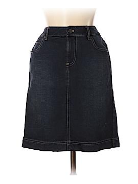 J.jill Denim Skirt Size 6