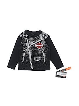 Harley Davidson Long Sleeve T-Shirt Size 12 mo