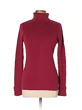 Daisy Fuentes Turtleneck Sweater Size L