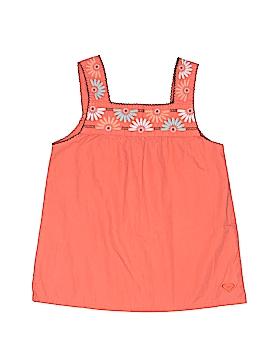 Roxy Girl Sleeveless Blouse Size L (Kids)