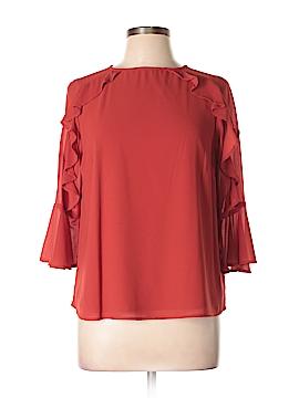 Monteau 3/4 Sleeve Blouse Size XL