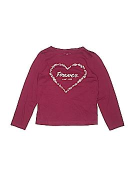 Yd Long Sleeve T-Shirt Size 9