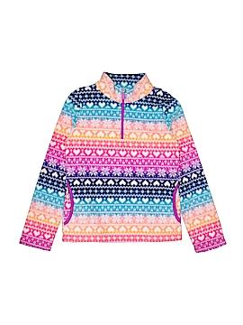 Faded Glory Fleece Jacket Size 10 - 12