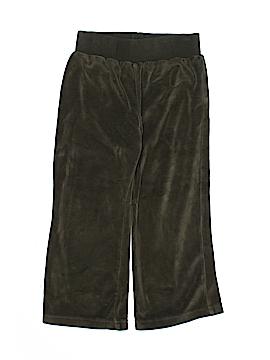 Kids Headquarters Velour Pants Size 3T