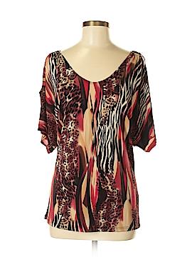 Vintage Suzie 3/4 Sleeve Blouse Size M