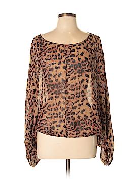 Rachel Zoe Long Sleeve Blouse Size 8