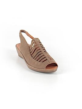 Gentle Souls Sandals Size 6 1/2