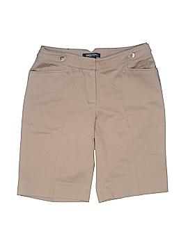 Etcetera Khaki Shorts Size 4