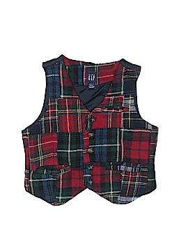 Baby Gap Tuxedo Vest Size 4T