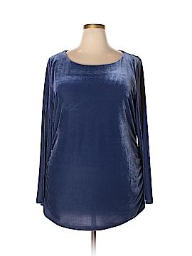 Soft Surroundings Long Sleeve Top Size XXL