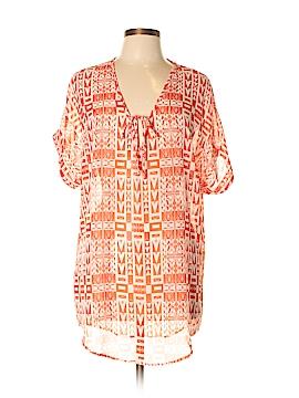 Emmelee Short Sleeve Blouse Size Med - Lg