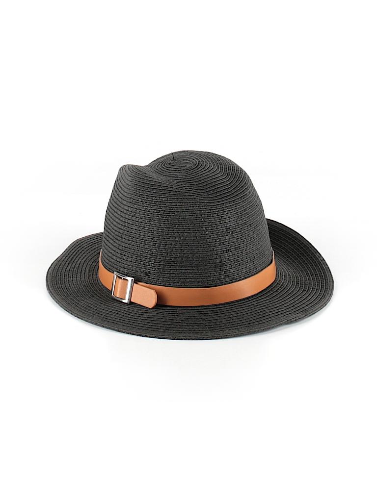 Walmart Solid Black Sun Hat One Size - 58% off  1b12b2ddc71