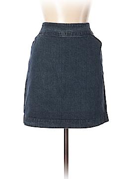 Geoffrey Beene Sport Denim Skirt Size 10