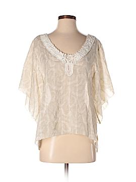 HD in Paris Short Sleeve Blouse Size 8