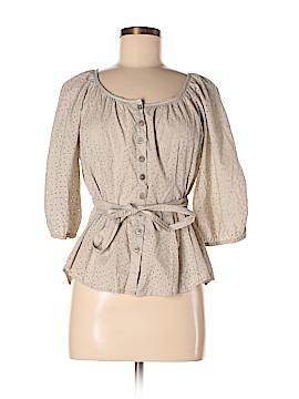 Cynthia Cynthia Steffe 3/4 Sleeve Blouse Size 2