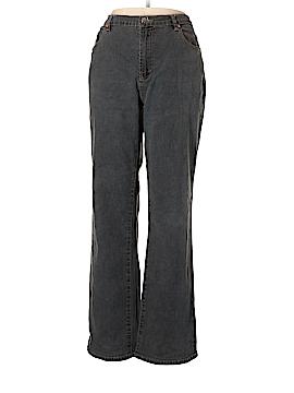 DG^2 by Diane Gilman Jeans Size 14