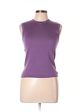 Alberta Ferretti Collection Silk Pullover Sweater Size 10