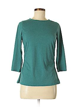 Woolrich 3/4 Sleeve T-Shirt Size M (Petite)