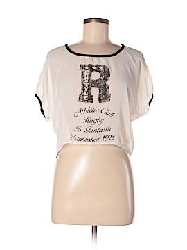 ES Short Sleeve Blouse Size 36 (EU)