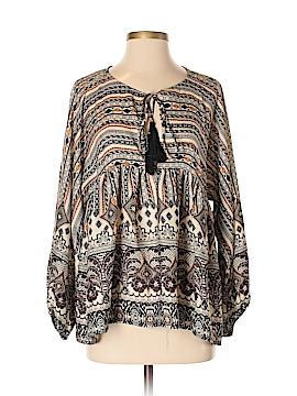 Glamorous Long Sleeve Blouse Size S