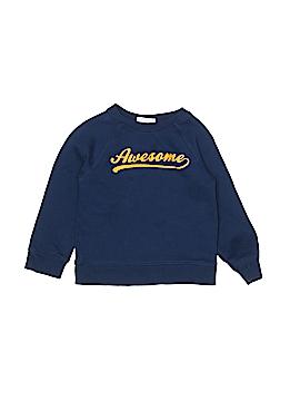 Crazy 8 Sweatshirt Size 2T