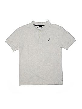 Nautica Short Sleeve Polo Size 10/12