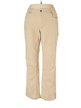 Coldwater Creek Jeans Size 18W (Plus)