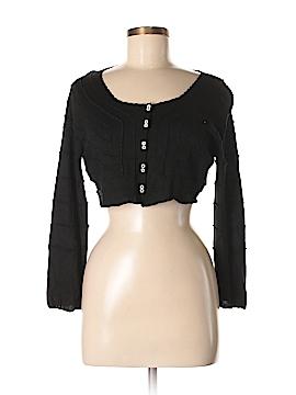Max Studio Silk Cardigan Size L