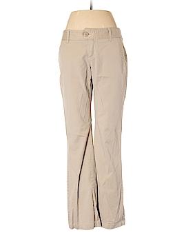 Maurices Khakis Size 6